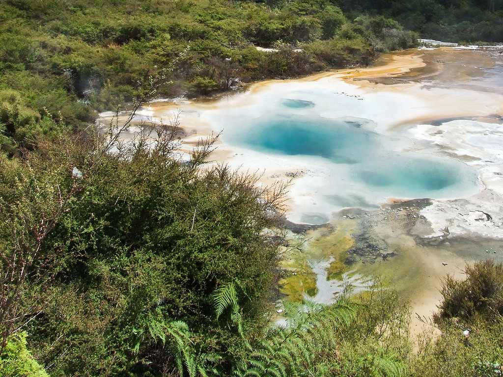 Video by GNS Science: Geothermal features in New Zealand