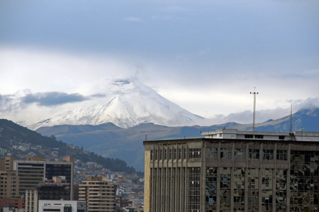 Ecuador receives $7 million JICA grant for early work on Chachimbiro project