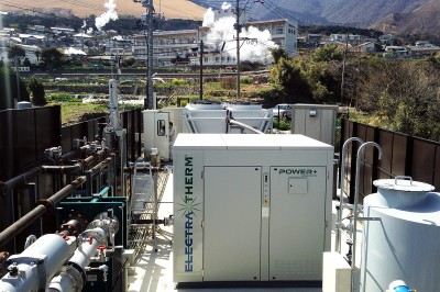 ElectraTherm successful brings another geothermal generator online in Japan