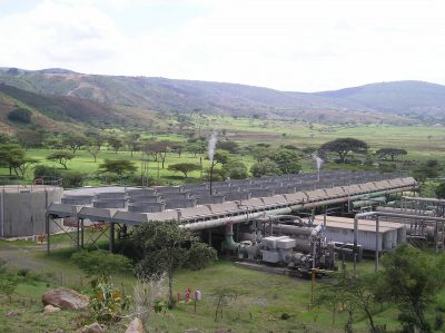 Ethiopian government seeking international investors for geothermal development