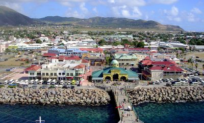 Geothermal Forum for the Caribbean, St. Kitts & Nevis, May 10-12, 2016