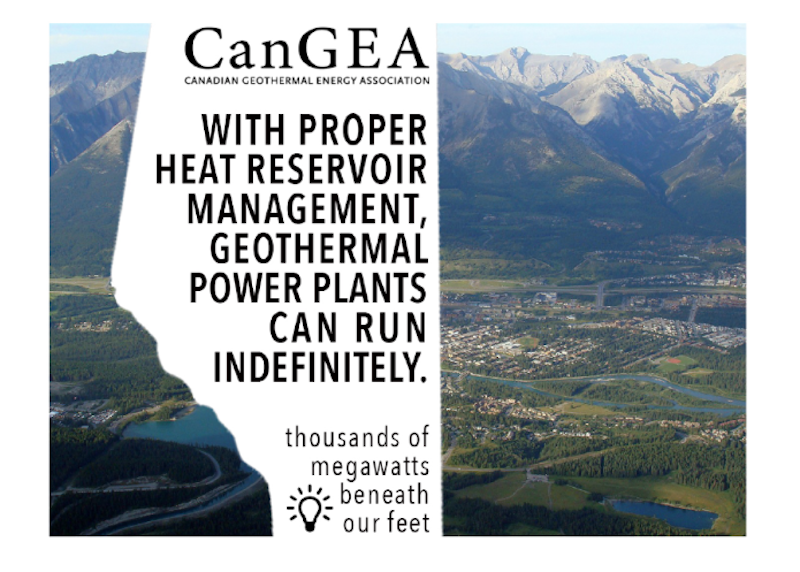 CanGEA releases comprehensive Canadian Geothermal Industry Skills and Projects Profile