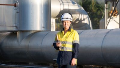 Strengthening the female voice in the geothermal industry – WING ambassador Abbie Dean