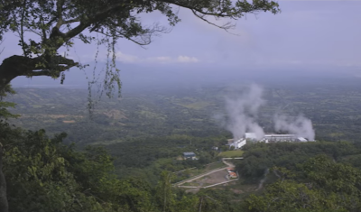 El Salvador could more than triple its current installed geothermal capacity