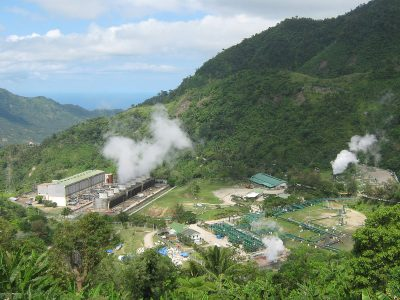 EDC awarded for environmental performance at geothermal plants, Southern Negros