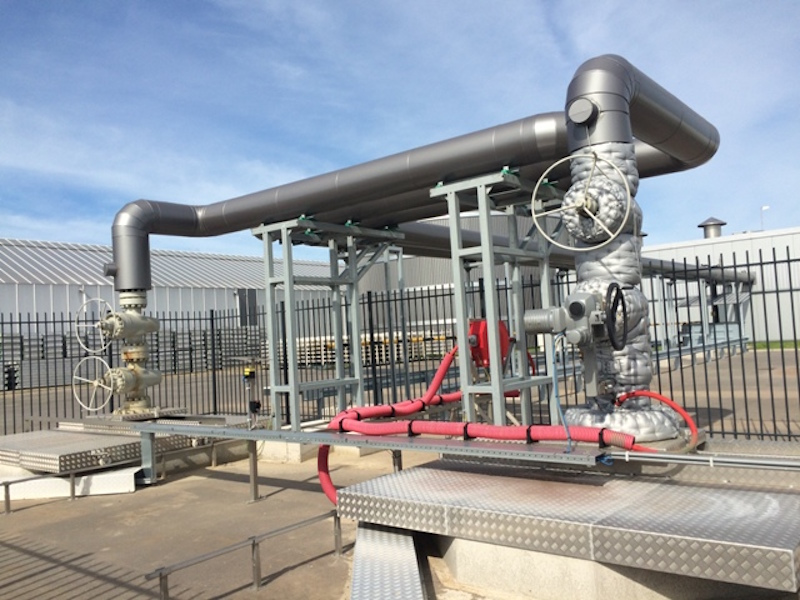 The rapid development of geothermal energy in the Netherlands