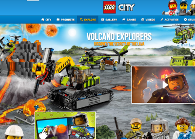 """Geothermal LEGO toys – as close as you get to get your kids to play """"geothermal"""""""
