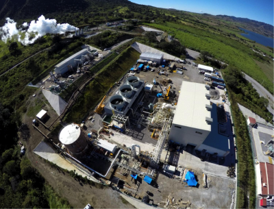 Domo de San Pedro geothermal plant adds digital management solution