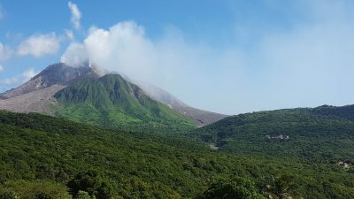 Drilling has started for third geothermal well on Montserrat in the Caribbean