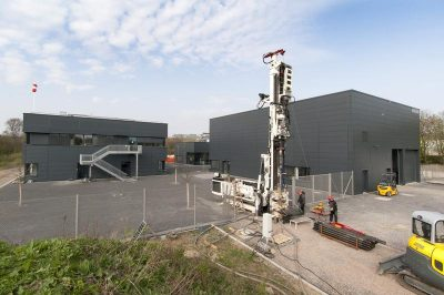 Replacing coal heating with geothermal in North Rhine-Westphalia (NRW)