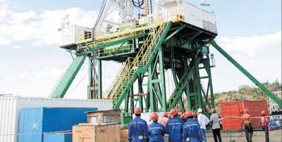 GDC chooses Chinese firm for directional drilling of geothermal wells in Menengai