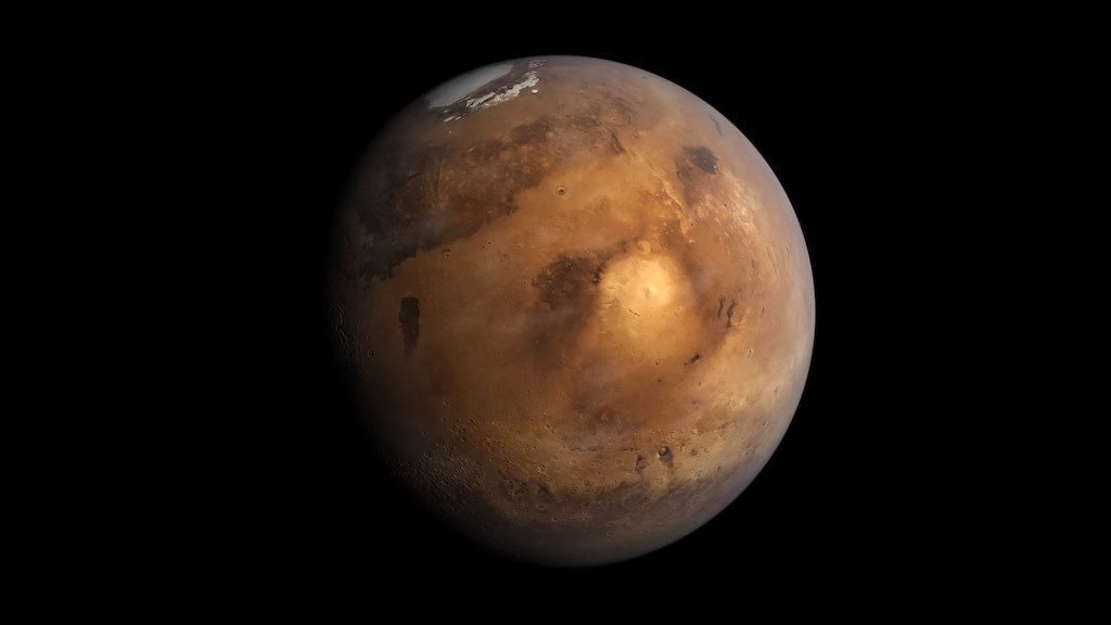 Geothermal energy use on Mars – likely a bit too far fetched