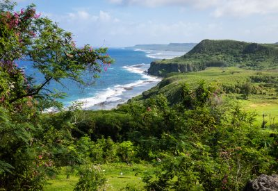 Geothermal bid in quest for 60 MW power development in Guam, Micronesia