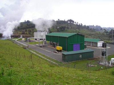 KenGen plans 23 MW expansion of Eburru geothermal plant