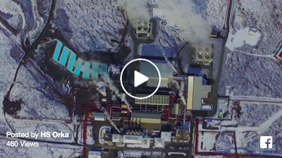Video on the operations of geothermal operator HS Orka in Iceland