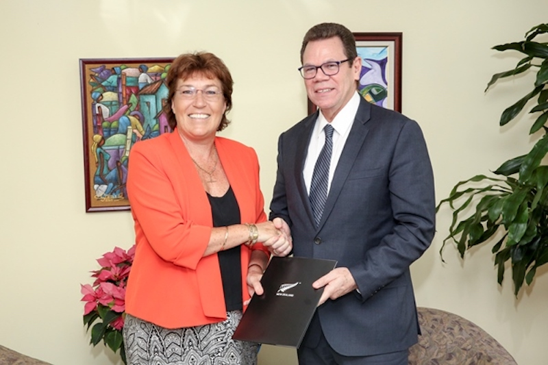 New Zealand and Caribbean Development Bank confirm partnership on geothermal