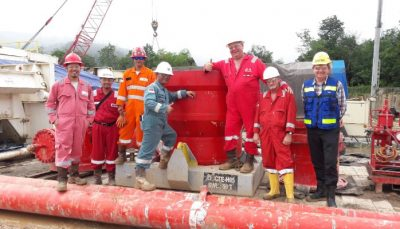 Drilling continuing at Sorik Marapi geothermal project, Indonesia