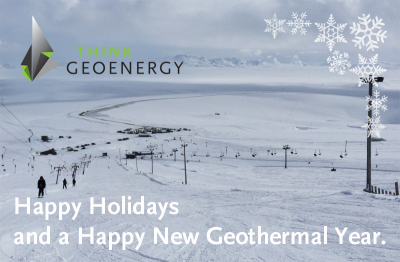 Happy Holidays from ThinkGeoEnergy