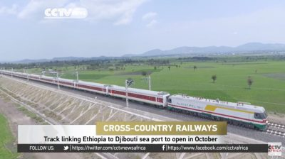 Geothermal could power new electric railway connecting Ethiopia with Djibouti