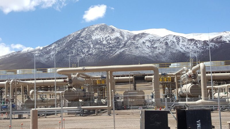 Cerro Pabellón geothermal plant expansion planned to be online in 2H of 2020
