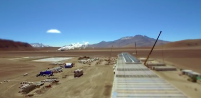 Work on expansion of Cerro Pabellon geothermal plant in Chile progressing