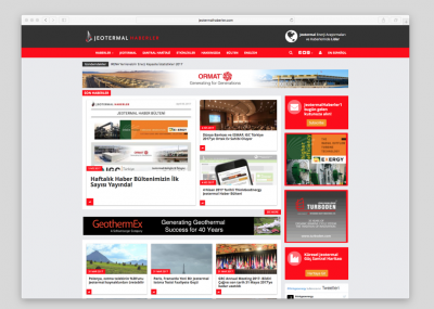 Launching JeotermalHaberler – a new geothermal news service in Turkish