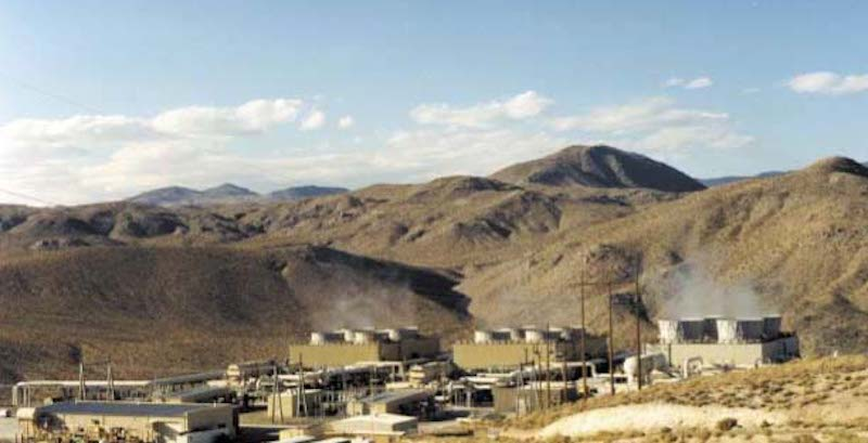Demonstration project on supercritical CO2 in geothermal plants to be run at Coso, California