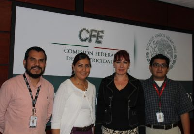 WING interview with Magaly Flores, Manager Renewable Energy at CFE, Mexico