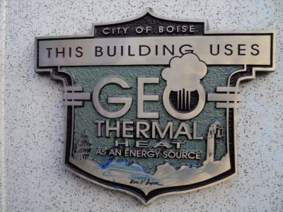 Why is the U.S. not warming up to geothermal heating like others?