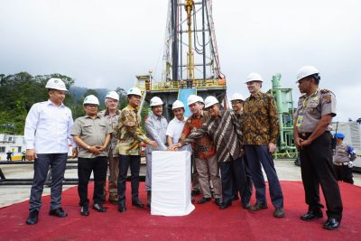 Drilling starts for 80MW Muara Laboh project in West Sumatra