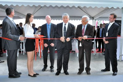 Ormat inaugurates manufacturing facility to service geothermal market in Turkey