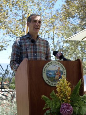 Los Angeles mayor embraces a future with clean geothermal energy