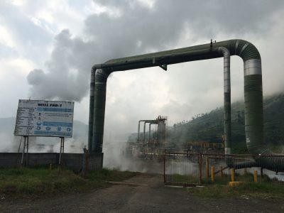 Video by PT Geo Dipa Energi on geothermal and its Dieng plant in Indonesia