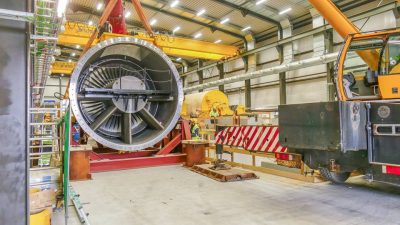 Fuji Electric to supply turbine for 152 MW Tauhara geothermal plant, New Zealand
