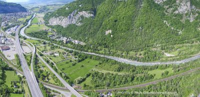 Geothermal project kicking off at Lavey-les-Bains, Switzerland