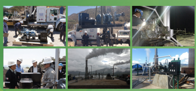 Mexican company develops small portable 500 kW geothermal power plant unit