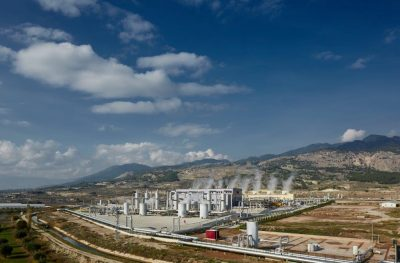 EBRD awarded for its financing of Kizildere 3 geothermal plant in Turkey
