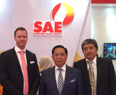 SAE to start drilling for Batturaden geothermal project this year