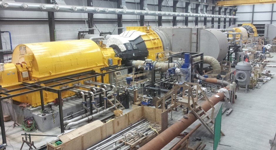 First unit of Theistareykir geothermal plant being tested in Iceland