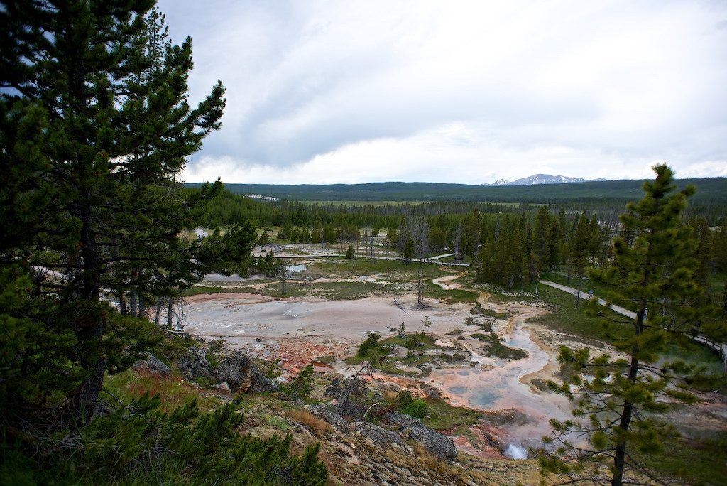 Yellowstone & Utah FORGE site Field Trips announced for GRC Annual Meeting