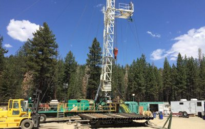 Ormat continuing work on Casa Diablo IV geothermal project, California