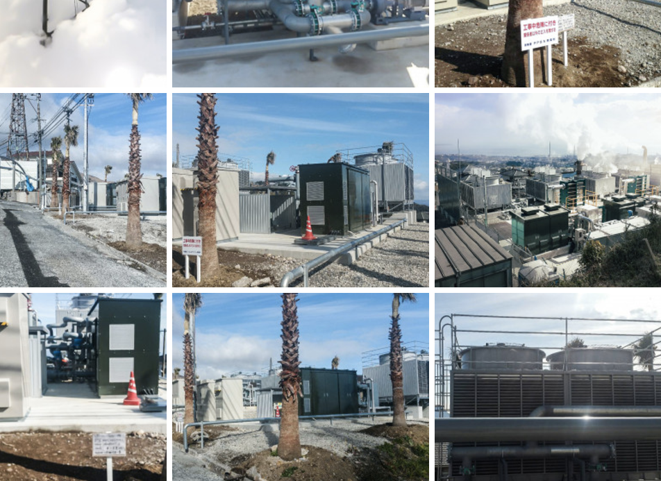 Thai company pushing small-scale geothermal development in Beppu, Japan
