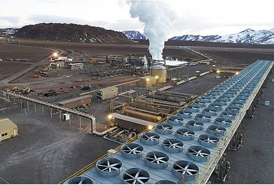 Geothermal power generation project CAPEX for Chile estimated at $4.4m/ MW