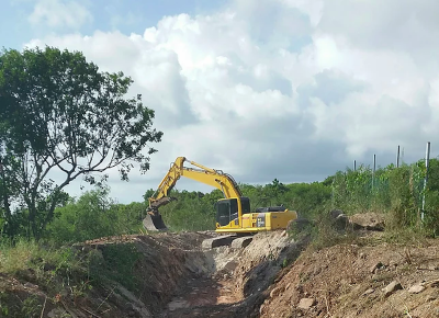 Nevis geothermal project prepares for arrival of drilling rig