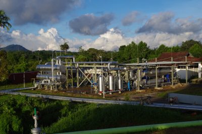 Small-scale geothermal plant technology explored for Indonesia's remote areas