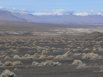 Geothermal lease sale successfully concluded in the state of Nevada