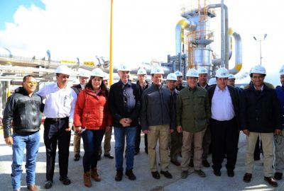 Mexico: CFE innaugurates 25 MW Los Humeros III Phase A geothermal plant
