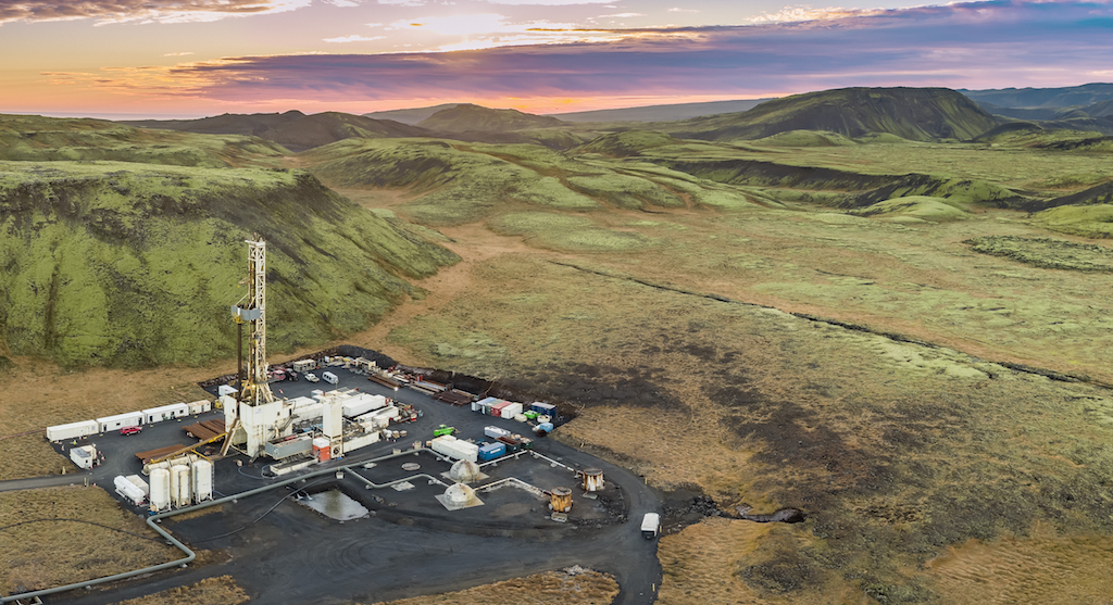 Iceland Drilling starts drilling of new geothermal well at Hellisheidi, Iceland