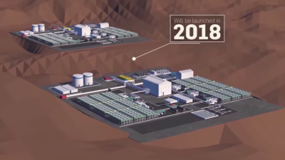 Video showcasing the important role of geothermal for Indonesia