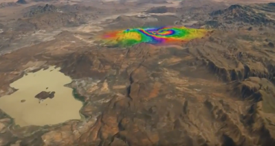 Satellite imagery helping in identifying geothermal potential in Ethiopia